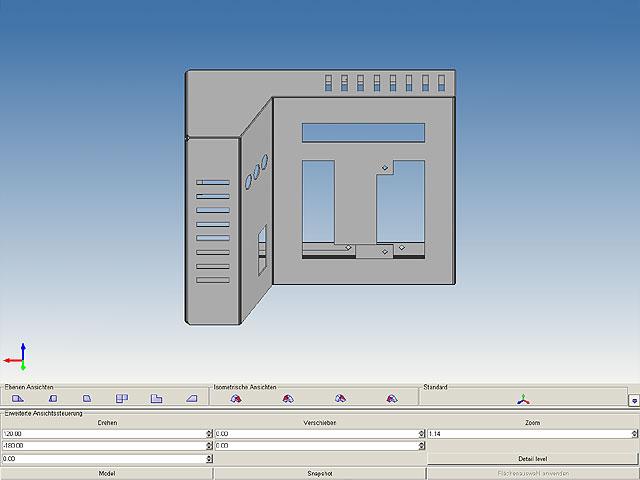 2D/3D Sviluppo Lamiere – SMD