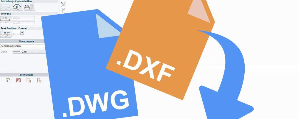 Dal 2D DWG o DXF al modello 3D: con un software gratuito