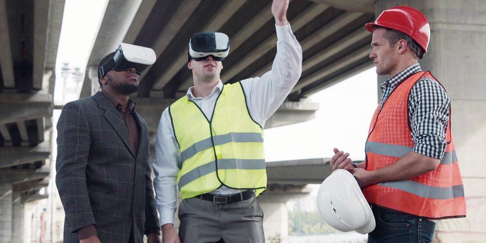 Realtà virtuale in cantiere