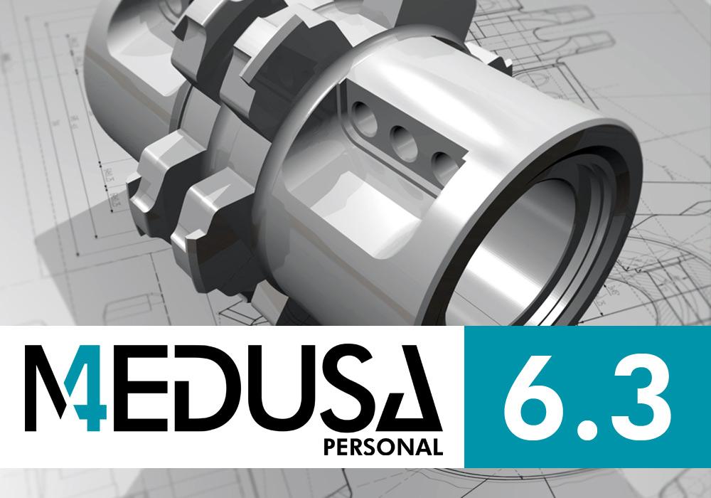 Versione 6.3 del MEDUSA4 Personal