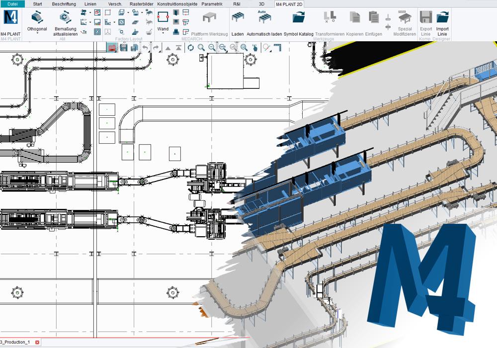 M4 DRAFTING: 2D per una gestione ad alte prestazioni