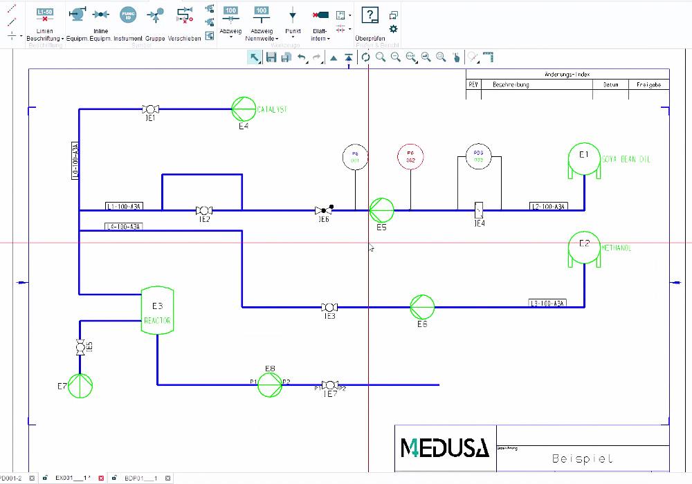 Progettazione P&ID veloce e semplice