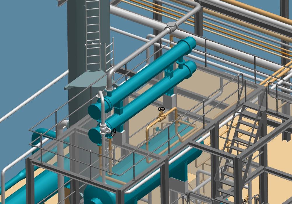 Software progettazione impianti 3d mpds4 plant design for Software progettazione impianti irrigazione gratis