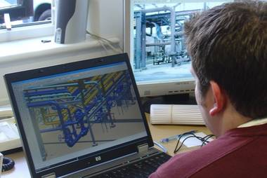 Cad schroer sostiene le universit con il software gratuito per la progettazione di impianti 3d - Software progettazione casa gratis ...