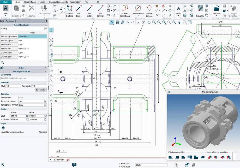 Apri e modifica i file DWG e DXF con il software gratuito