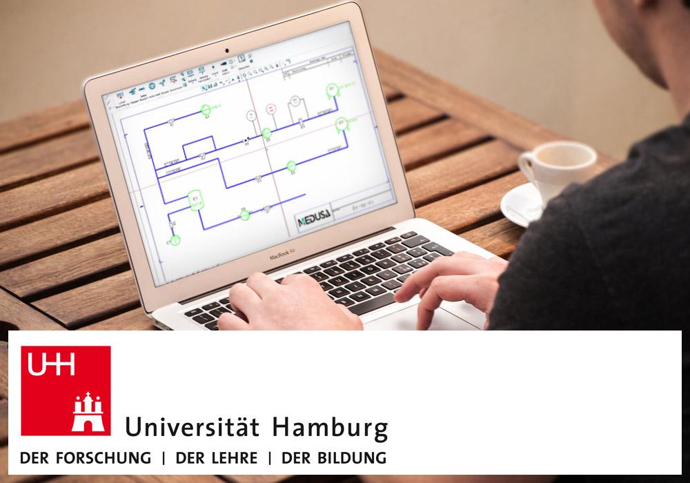 Software P&ID per l'Università di Amburgo
