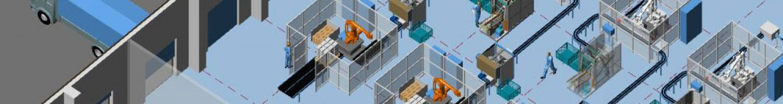 Fabrikplanungssysteme wie MPDS4 sind heute einen Schritt weiter
