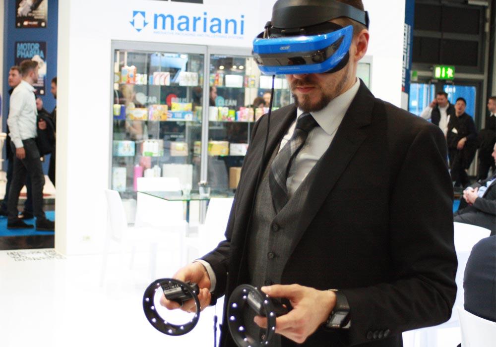 Mariani: I più recenti sistemi di confezionamento presentati virtualmente