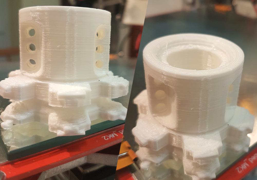 Conversione a prezzi vantaggiosi di modelli 3D per la stampa in 3D