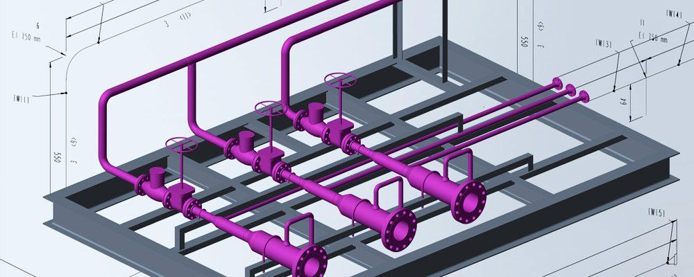 Generazione rapida e automatica di sketch isometrici di tubazioni