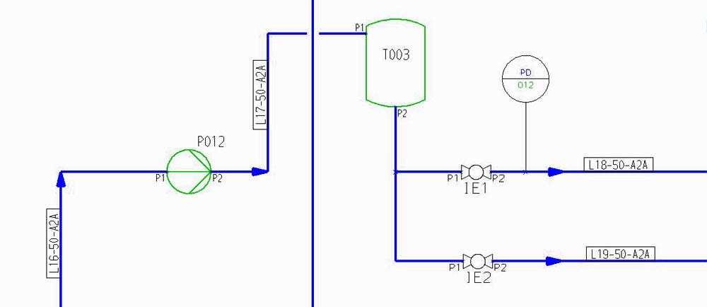 Semplificare l'ingegneria processo con i diagrammi di flusso P&ID
