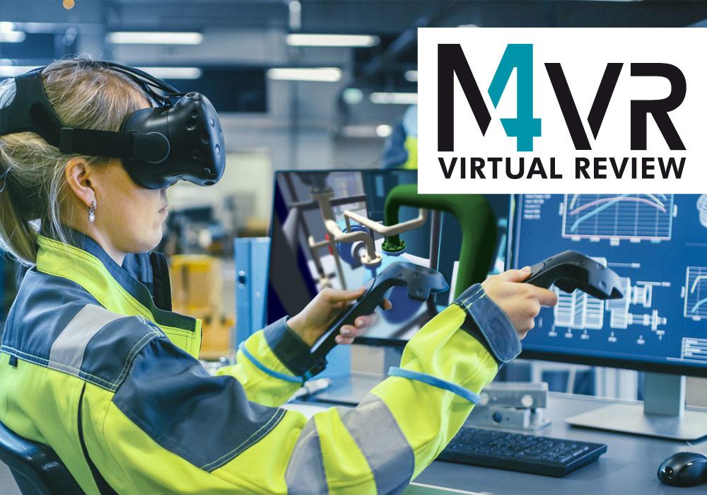 Un'esperienza VR performante con M4 VIRTUAL REVIEW