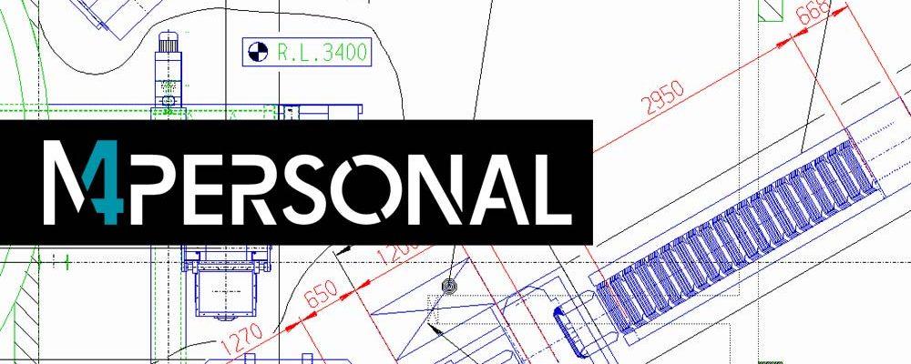 M4 PERSONAL: Nuova versione sotto un nuovo marchio