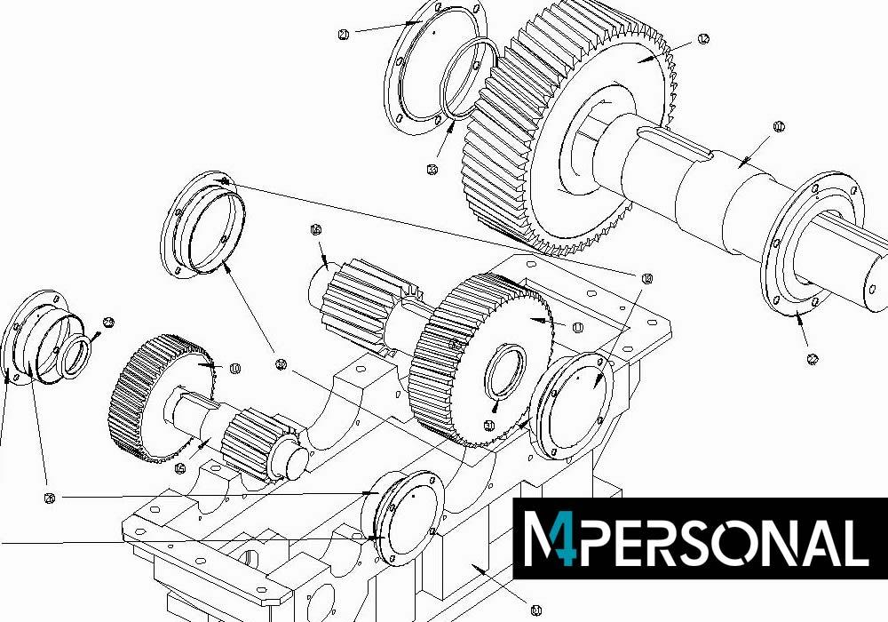 Scarica il software CAD gratuito M4 PERSONAL