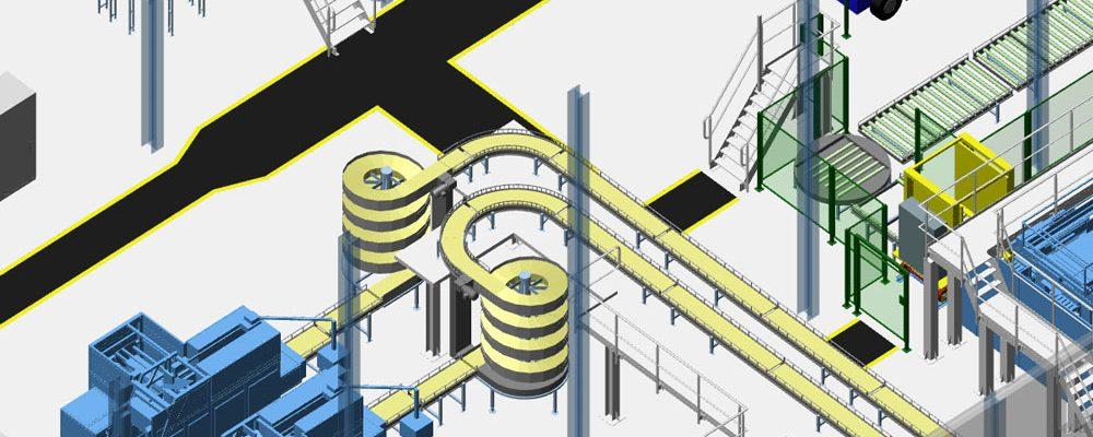Ideale per la progettazione di grandi impianti: M4 PLANT