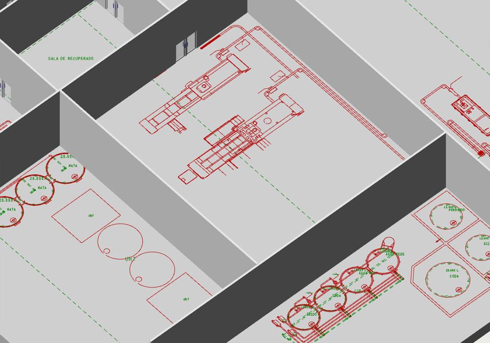 Il percorso verso la fabbrica virtuale conduce dal layout 2D alla pianificazione 3D
