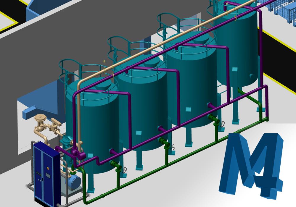 M4 PLANT: Per i professionisti dell'industria e dell'impiantistica