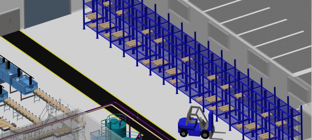 M4 FACTORY - Fördertechnik und Lagersysteme